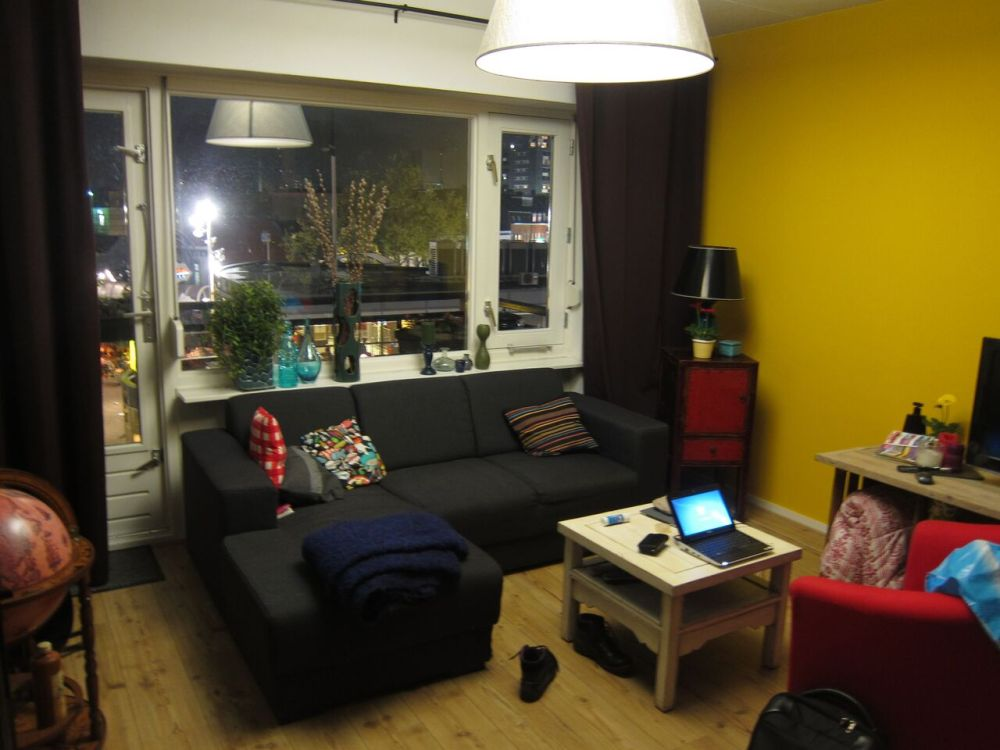 Air BnB accommodation, Tilburg