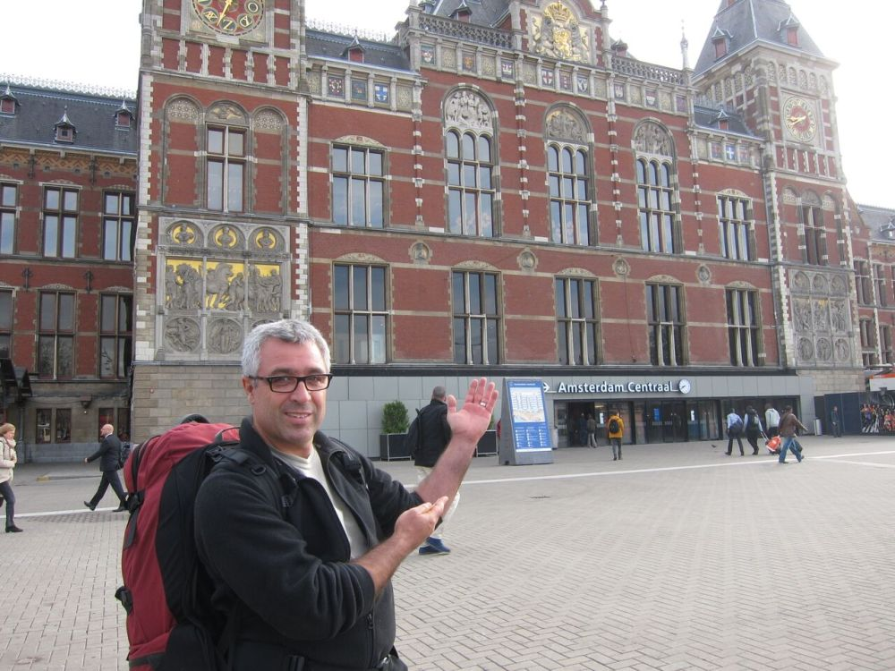 Amsterdam Centraal (image)