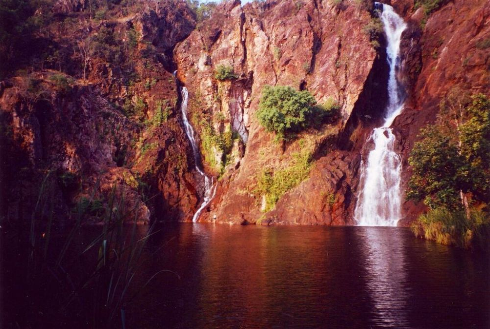 Wongi Falls, Litchfield National Park, NT